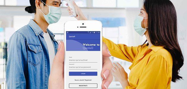 QenteR - registrazione visitatori in azienda | Sygest Srl