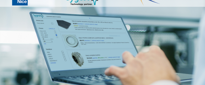 Gestione ricambi online - e-commerce B2B spare parts | Sygest Srl
