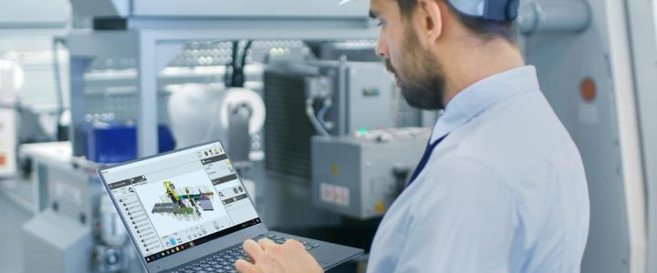 progettazione meccanica - Industry 4.0 | Sygest Srl