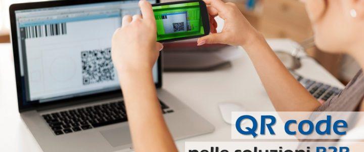QR code nelle soluzioni B2B - I vantaggi per le aziende | Sygest Srl